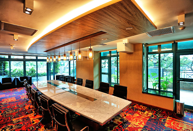 F & B | Esplanade Boardroom | Boardroom Meeting Venue Singapore